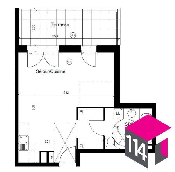 Vente appartement St bres 119900€ - Photo 4