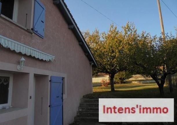 Vente maison / villa Marges 269000€ - Photo 4