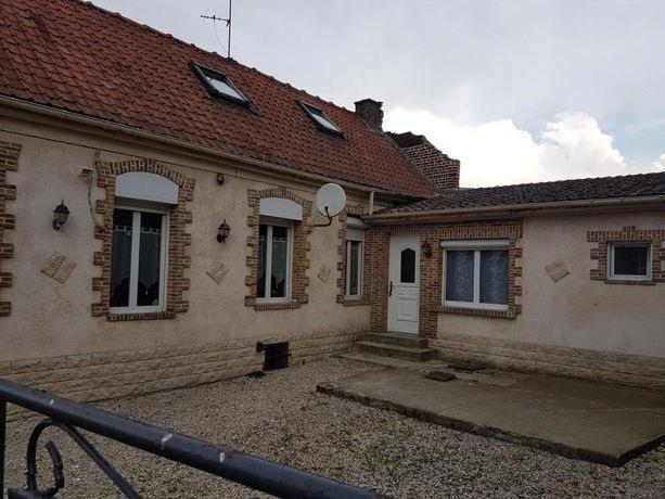 Sale house / villa Neuville bourjonval 67000€ - Picture 1