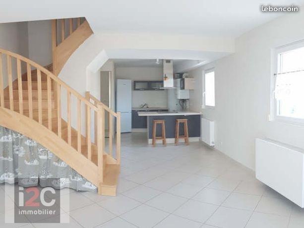 Vente appartement Sergy 318000€ - Photo 3