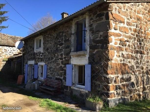Vente maison / villa Les estables 89000€ - Photo 1