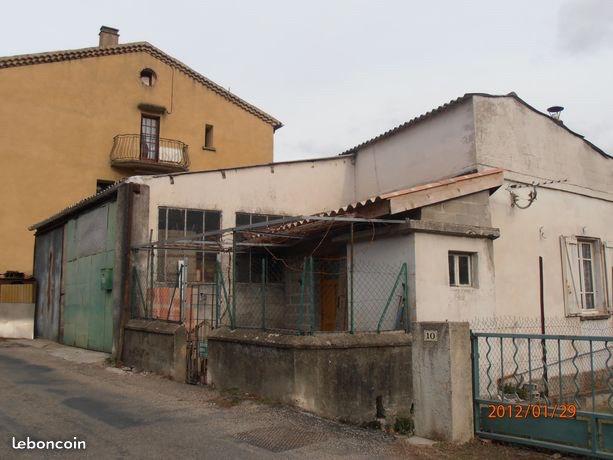 Vente maison / villa Sainte cecile d'andorge 49000€ - Photo 1