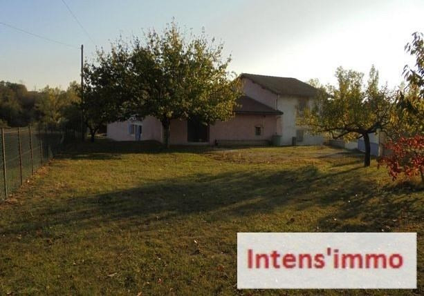 Vente maison / villa Marges 269000€ - Photo 1