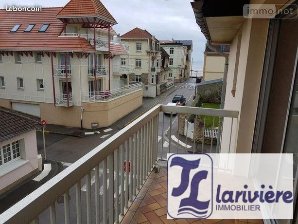 Sale apartment Wimereux 171 000€ - Picture 1