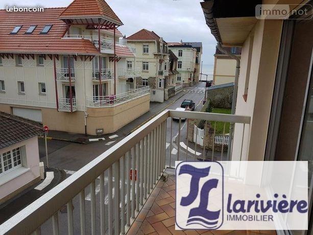 Vente appartement Wimereux 171000€ - Photo 1