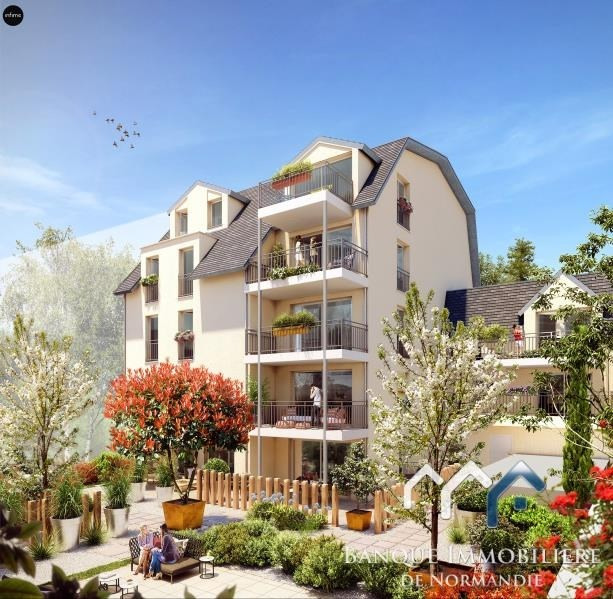 Sale apartment Deauville 581 000€ - Picture 2