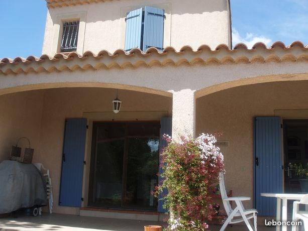Villa 130m² Type 4 vernègues