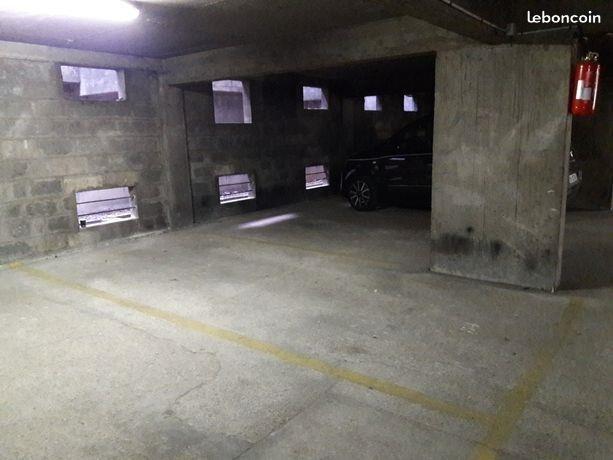 Venta  parking Paris 15ème 23400€ - Fotografía 2