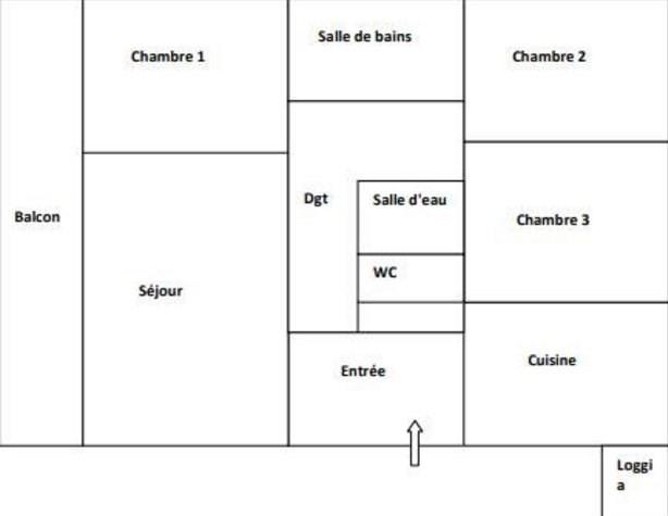 Location appartement Lyon 5ème 1498€ CC - Photo 6