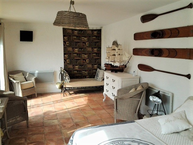 Vacation rental house / villa Les issambres 3 050€ - Picture 12