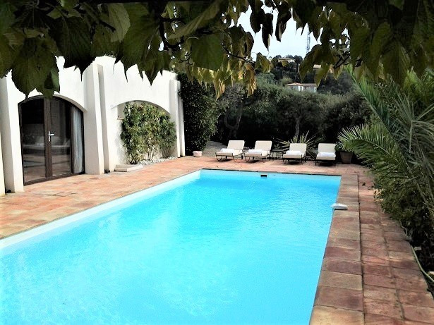 Vacation rental house / villa Les issambres 3 050€ - Picture 19