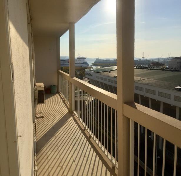 Sale apartment Toulon 121000€ - Picture 1