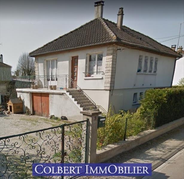 Venta  casa Charmoy 103000€ - Fotografía 1