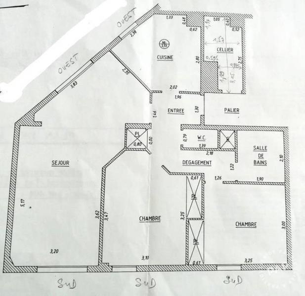 Venta  apartamento St denis 235000€ - Fotografía 1