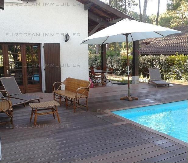 Vermietung von ferienwohnung haus Lacanau ocean 1045€ - Fotografie 1