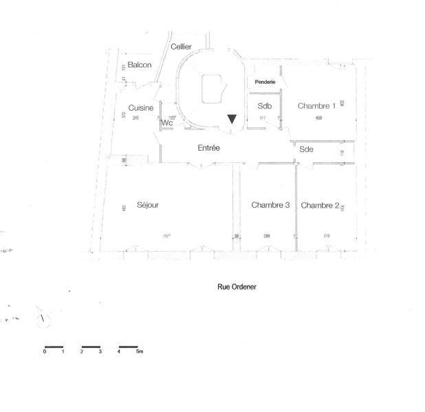 Vente de prestige appartement Paris 18ème 1200000€ - Photo 5