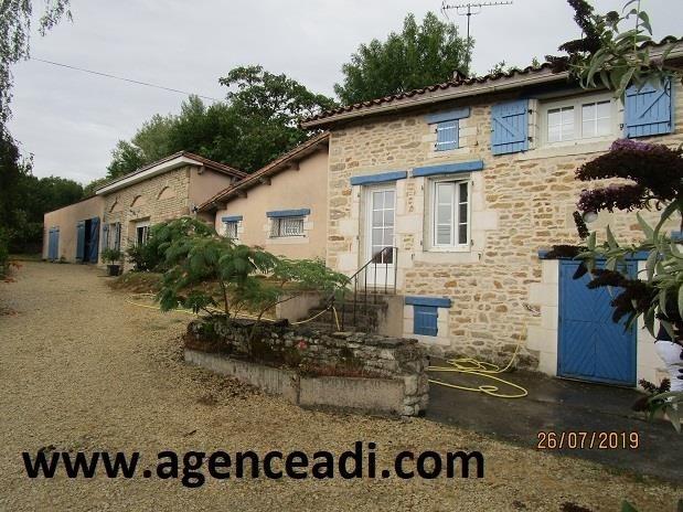 Vente maison / villa Auge 166200€ - Photo 1