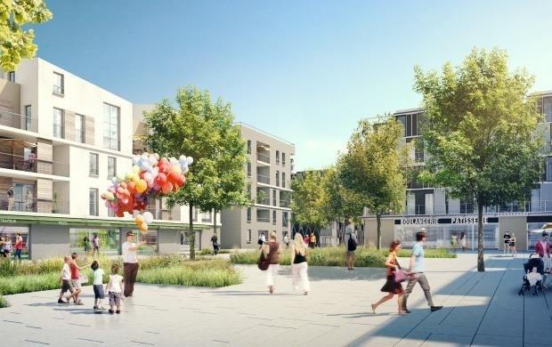 Rental apartment Palaiseau 650€ CC - Picture 1