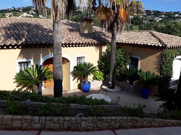 Vacation rental house / villa Sainte maxime 1667,50€ - Picture 1