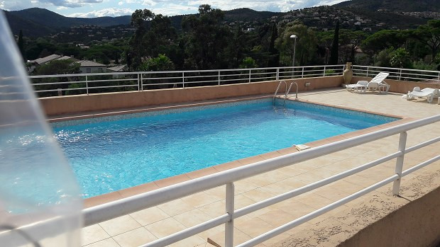 Vacation rental apartment Les issambres 715€ - Picture 6