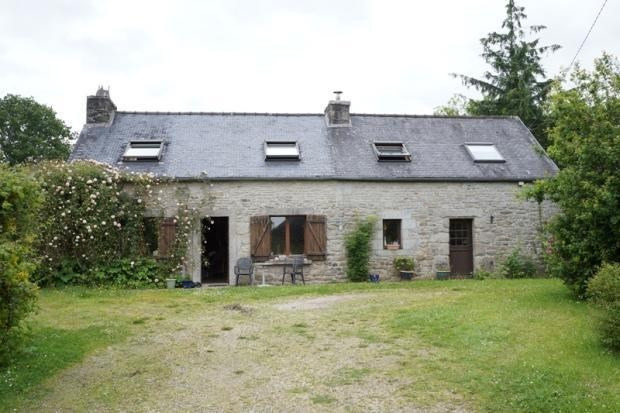 Vente maison / villa Berrien 191530€ - Photo 1
