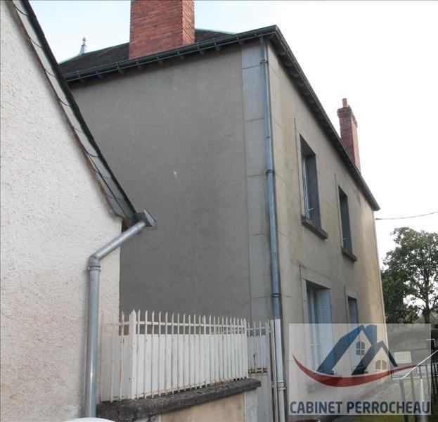 Sale house / villa La chartre sur le loir 99000€ - Picture 9