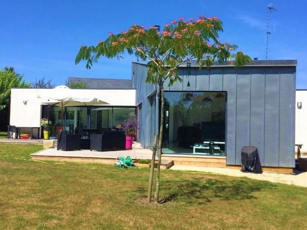 Maison contemporaine clohars fouesnant - 7 pièce (s) - 195 m²