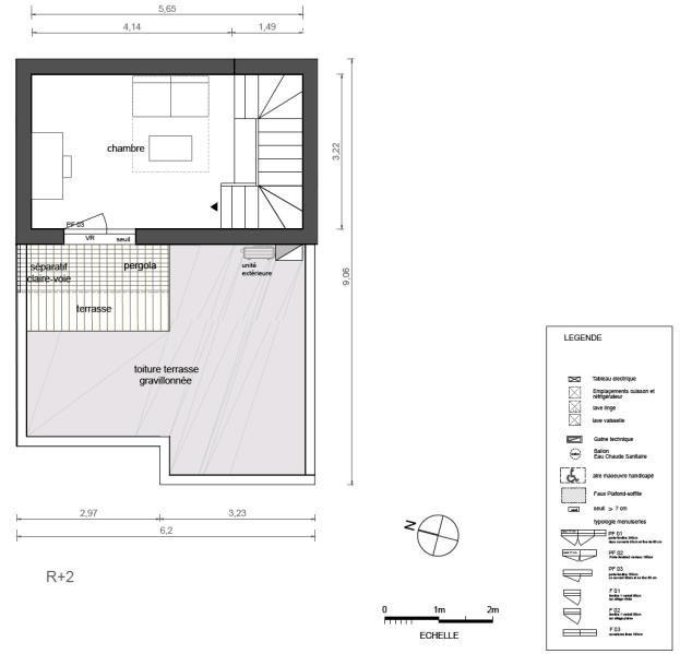 Venta  casa Marsillargues 249000€ - Fotografía 5