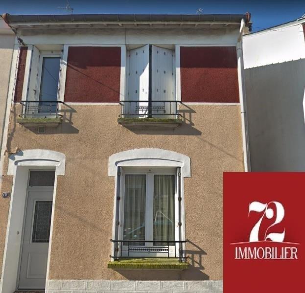 Sale house / villa Le mans 141750€ - Picture 1