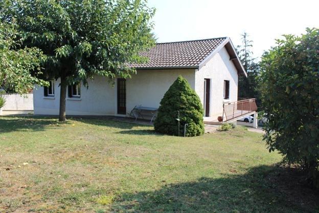 Vente maison / villa Chavanoz 283000€ - Photo 2