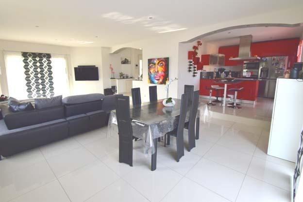 Vente maison / villa Villette d'anthon 540000€ - Photo 4
