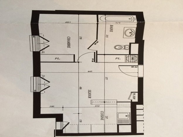 Location appartement Messy 670€ CC - Photo 10