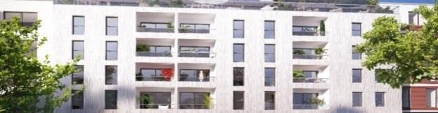 Sale apartment Rennes  - Picture 2