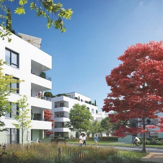 Produit d'investissement appartement Tassin-la-demi-lune 334000€ - Photo 2