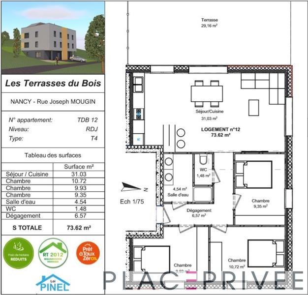 Vente immeuble Nancy 90000€ - Photo 11