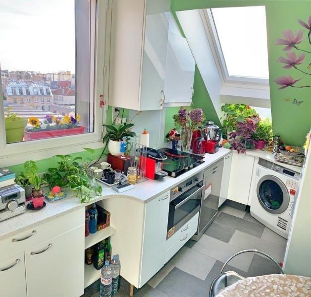 Vente appartement Paris 11ème 850000€ - Photo 6