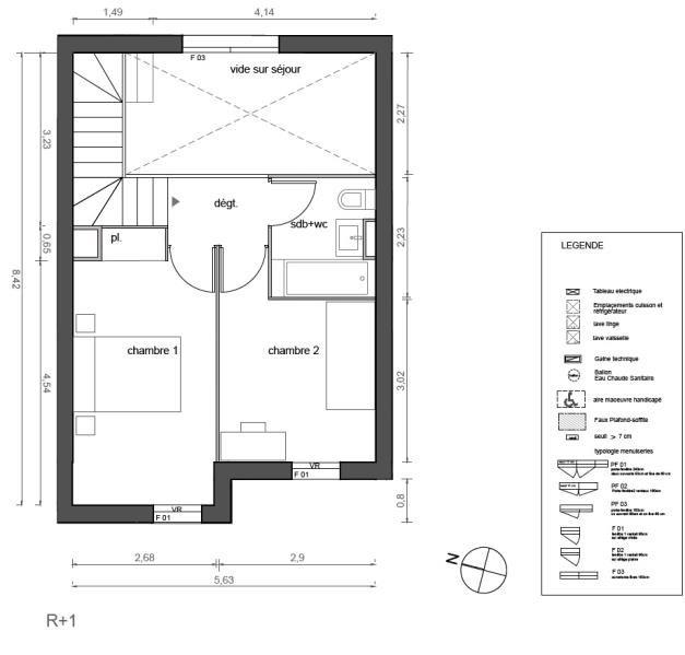 Vente maison / villa Marsillargues 217000€ - Photo 2