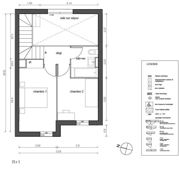 Sale house / villa Marsillargues 217000€ - Picture 2