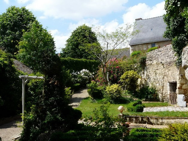 Deluxe sale house / villa Angers 25 mn nord 350000€ - Picture 4
