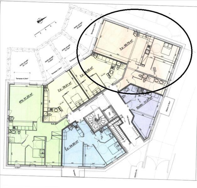 Revenda apartamento Benerville sur mer 465000€ - Fotografia 2