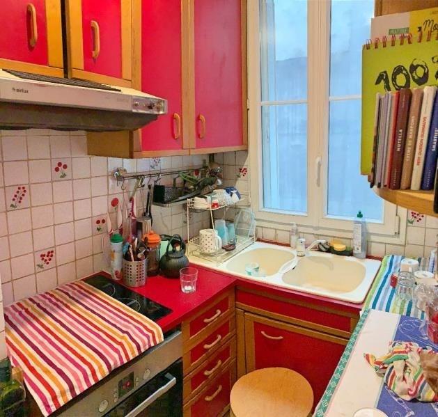 Vente appartement Paris 11ème 424000€ - Photo 5