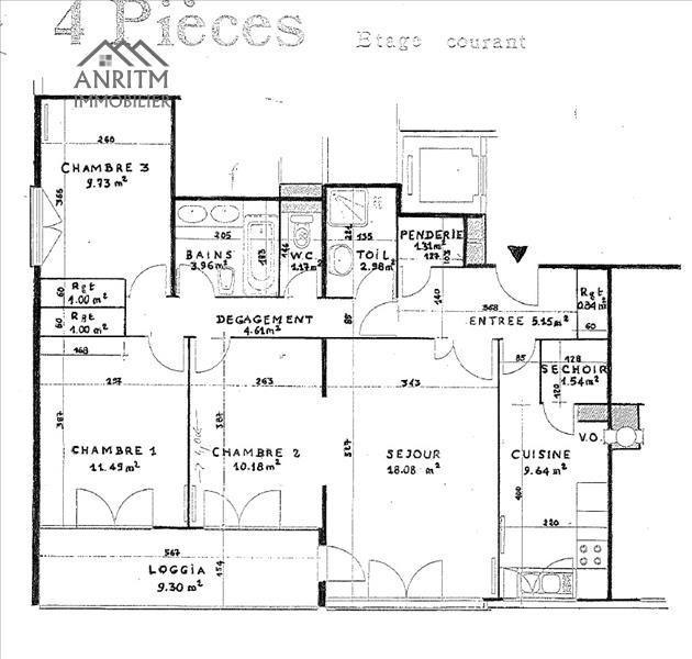 Sale apartment Plaisir 184800€ - Picture 2
