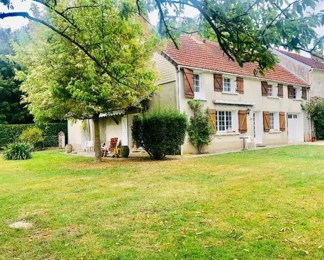 Vente maison / villa Saacy sur marne 219000€ - Photo 1