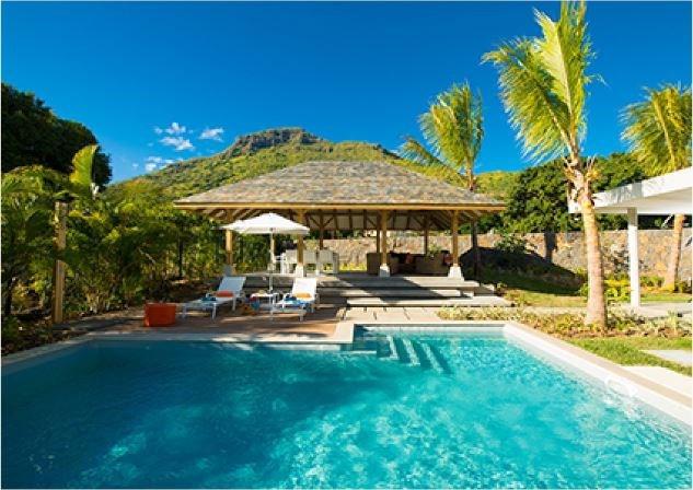Produit d'investissement maison / villa Riviere noire 1155000€ - Photo 4