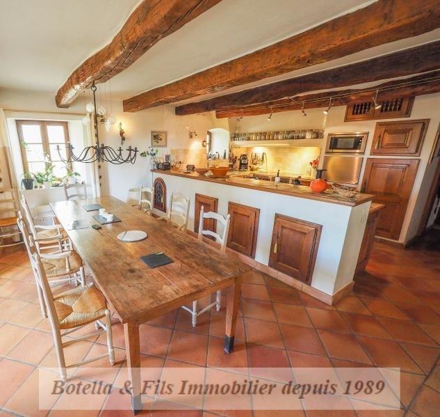 Verkoop van prestige  huis Lussan 945000€ - Foto 8