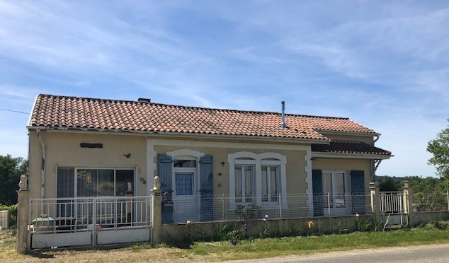 Sale house / villa Lannux 95 000€ - Picture 1