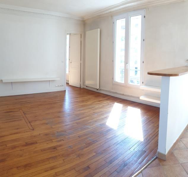Sale apartment Paris 19ème 535000€ - Picture 2