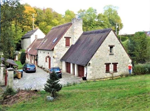 Vente maison / villa Gisors 398200€ - Photo 3