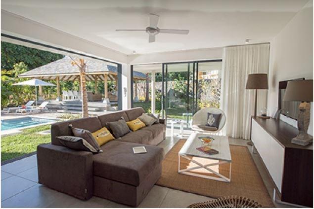 Produit d'investissement maison / villa Riviere noire 1155000€ - Photo 3