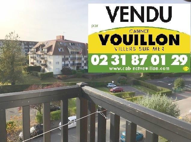 Venta  apartamento Villers sur mer 82500€ - Fotografía 1